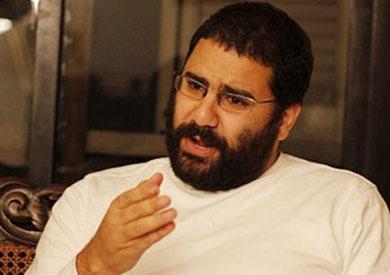 علاء عبد الفتاح -ارشيفة