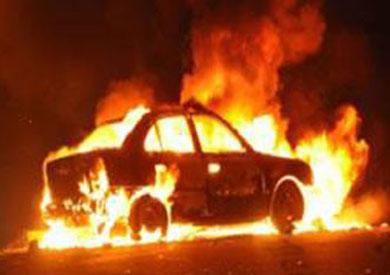 انفجار سيارة مفخخة في سيناء