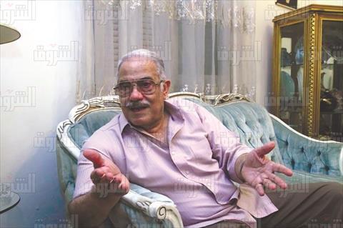 اللواء أركان حرب على حفظى تصوير ــ مجدى إبراهيم
