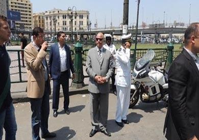 اللواء خالد عبد العال، مدير أمن القاهرة