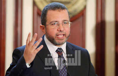 رئيس الوزراء الدكتور - هشام قنديل