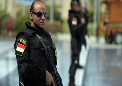الأمن يوجه حملات استباقية لضبط العناصر الإرهابية قبل احتفالات أعياد الميلاد