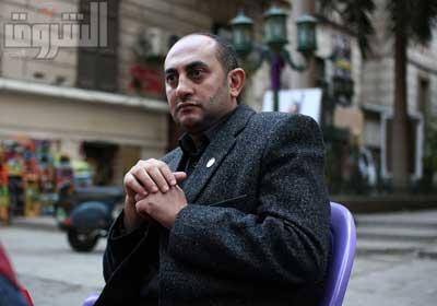 المرشح الرئاسي السابق خالد على
