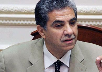 الدكتور خالد فهمي وزير البيئة