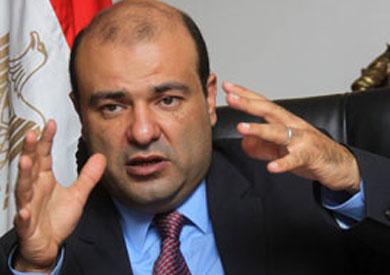 خالد حنفى - وزير التموين