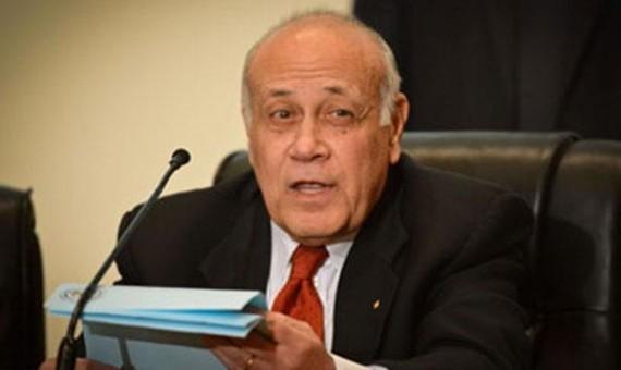 عضو اللجنة العليا للانتخابات المستشار عادل الشوربجي