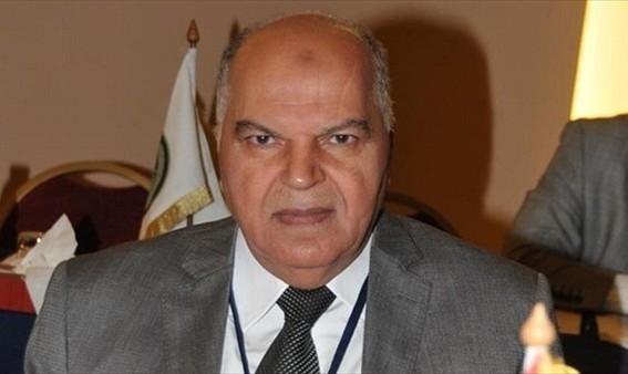 خلف الزناتى نقيب المعلمين رئيس اتحاد المعلمين العرب