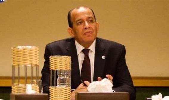 المستشار محمد عبدالمحسن، رئيس نادي قضاة مصر