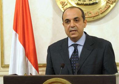 السفير حسام القاويش المتحدث باسم مجلس الوزراء