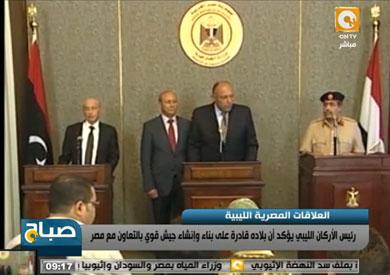 مستشار سابق بالجيش الليبي يقول إن طرابلس لن تقبل سوى بمبادرة مصر لحفظ الأمن – أرشيفية