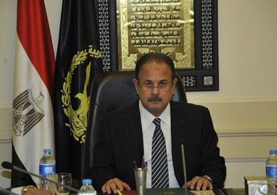 اللواء مجدي عبد الفغار، وزير الداخلية