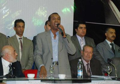 مجدي الشريف، رئيس حزب حراس الثورة