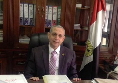مجدي عبد العزيز، رئيس مصلحة الجمارك المصرية