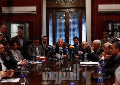 مجلس إداة نادي القضاة أنهى مشروع السلطة القضائية    تصوير-جورج محسن