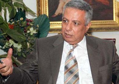 محمود أبو النصر وزير التربية والتعليم