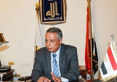 وزير التربية والتعليم محمود ابو النصر – صورة أرشيفية