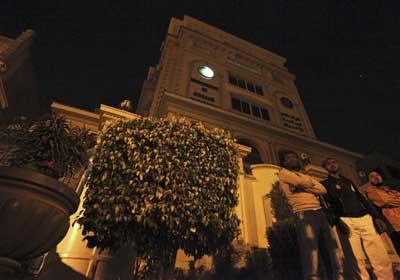 وزارة الصحة أعلنت أن 8 أشخاص لقوا مصرعهم أمام مكتب الإرشاد بالمقطم