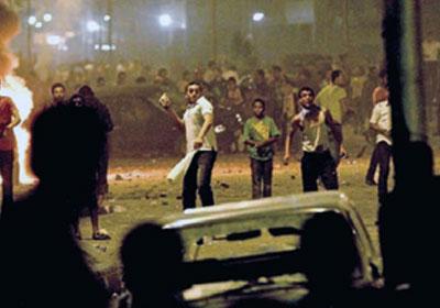 «أحداث ماسبيرو» - أرشيفية