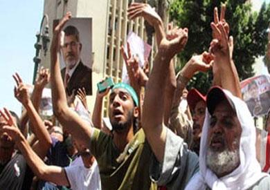 مسيرة لانصار مرسي
