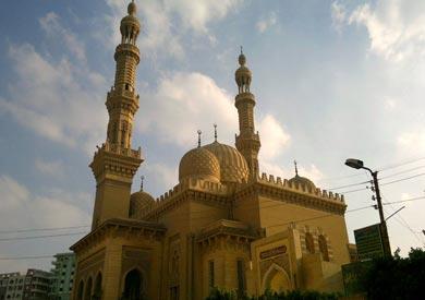 احدى المساجد - ارشيفية