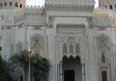 مسجد المرسى ابى العباس ارشيفية