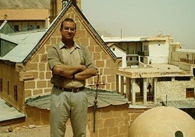 خبير الآثار الدكتور عبد الرحيم ريحان
