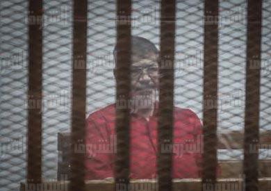 محمد مرسي - تصوير: رافي شاكر - ارشيفية