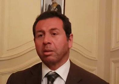بهجت الحسامي، المتحدث باسم حزب الوفد