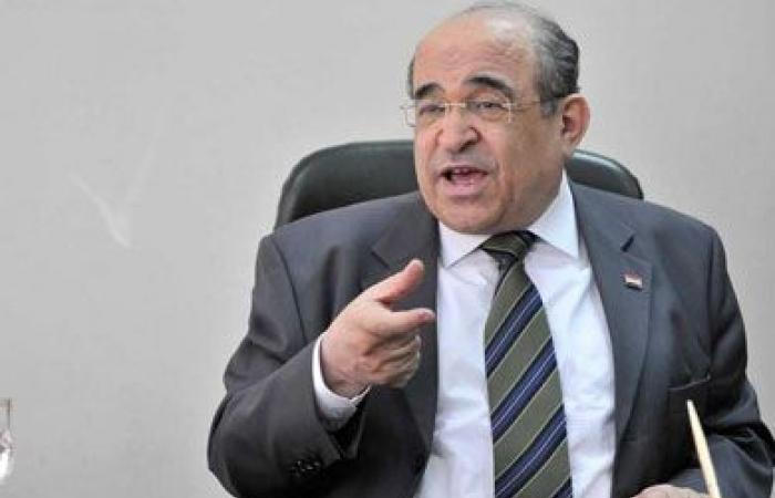 الدكتور مصطفى الفقي الدبلوماسي السابق