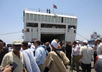 وصول وسفر 37 ألف راكب بموانئ البحر الأحمر خلال نوفمبر