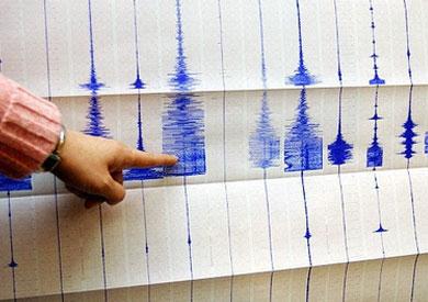 مؤشر قياس درجة الزلازل