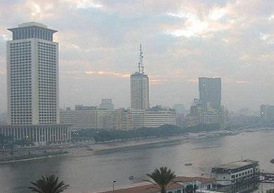 ارشيفية للطقس في مصر