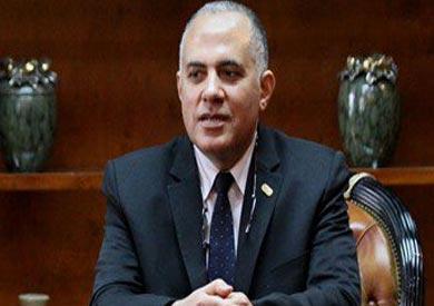 وزير الموارد المائية والري محمد عبد العاطي
