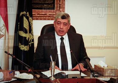 محمد إبراهيم - وزير الداخلية