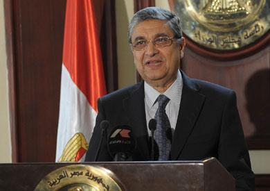 الدكتور محمد شاكر- وزير الكهرباء