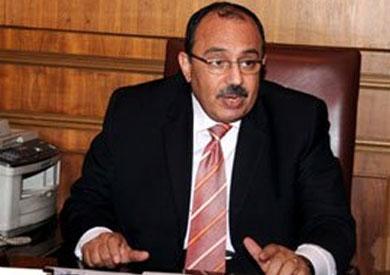 محمد عبد الظاهر - محافظ القليوبية