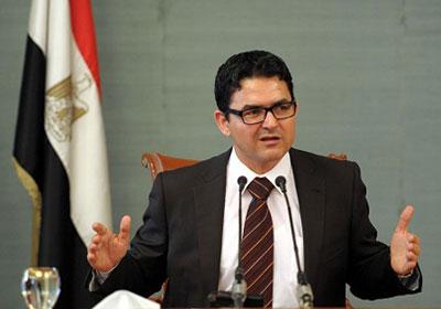 نص استقالة الدكتور محمد محسوب وزير الدولة للشئون القانونية