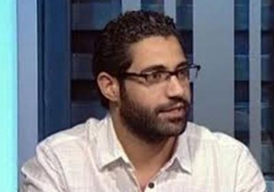 محمد نبوي المتحدث باسم حركة تمرد