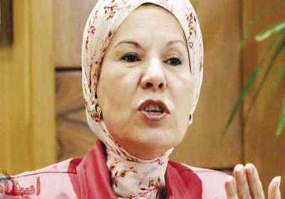 منيرة القاضي، زوجة الفريق سامي عنان
