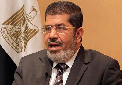 د. محمد مرسى رئيس الجمهورية
