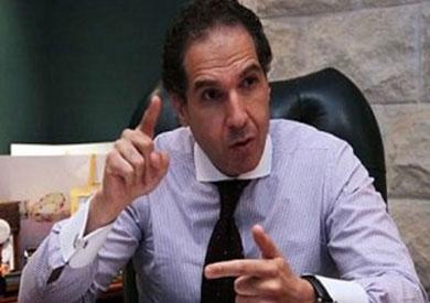 مصطفى حجازي - مستشار رئيس الجمهورية السابق