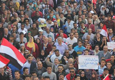 مظاهرات في التحرير- أرشيفية