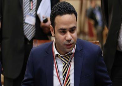 محمود بدر عضو مجلس النواب