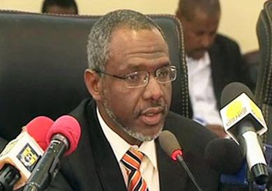 وزير الموارد المائية والكهرباء بالسودان معتز موسى