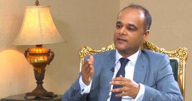 المستشار نادر سعد، المتحدث باسم مجلس الوزراء