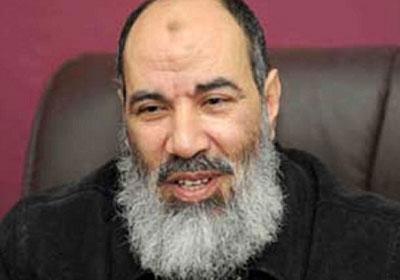 ـناجح إبراهيم- القيادي السابق بالجماعة الإسلامية