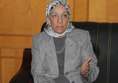 الدكتورة ناهد عشري وزيرة القوي العاملة والهجرة
