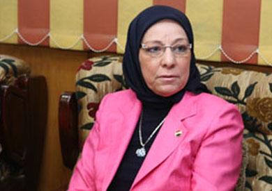 الدكتورة ناهد عشري، وزيرة القوى العاملة والهجرة