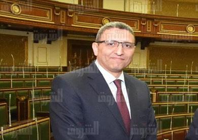 المستشار أحمد سعد الدين أمين عام مجلس النواب- تصوير خالد مشعل