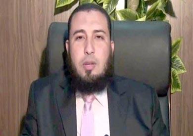 النائب محمود رشاد عضو مجلس النواب عن حزب النور